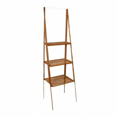 Mueble auxiliar Baño Bambú