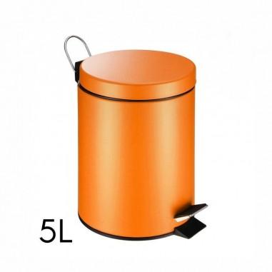 Papelera Baño Orange