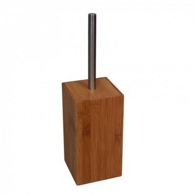 Escobilla Baño Bambú