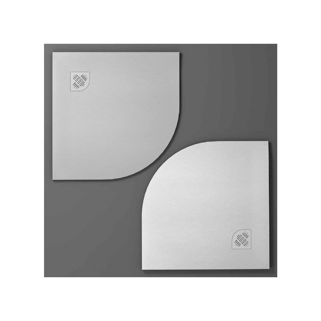 Comprar plato ducha de resina angular for Instalar plato ducha resina