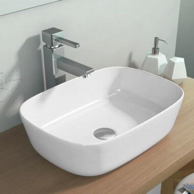 Grifos de lavabo PYIP Vegetal Lavabo Grifo Acero Inoxidable rápida ebullición-el Lavabo Grande Doble Grifo Puro frío Solo