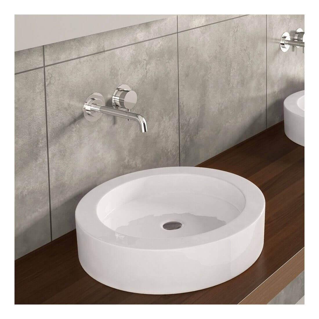Comprar lavamanos extra grueso modelo ada al mejor precio - Lavamanos sobre encimera ...