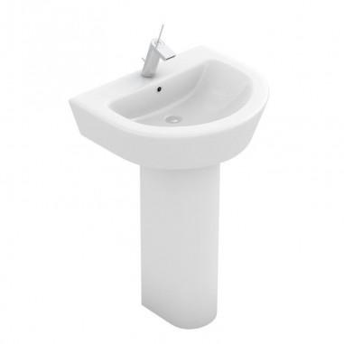 Comprar lavabos con pedestal al mejor precio the bath for Lavabo con pedestal