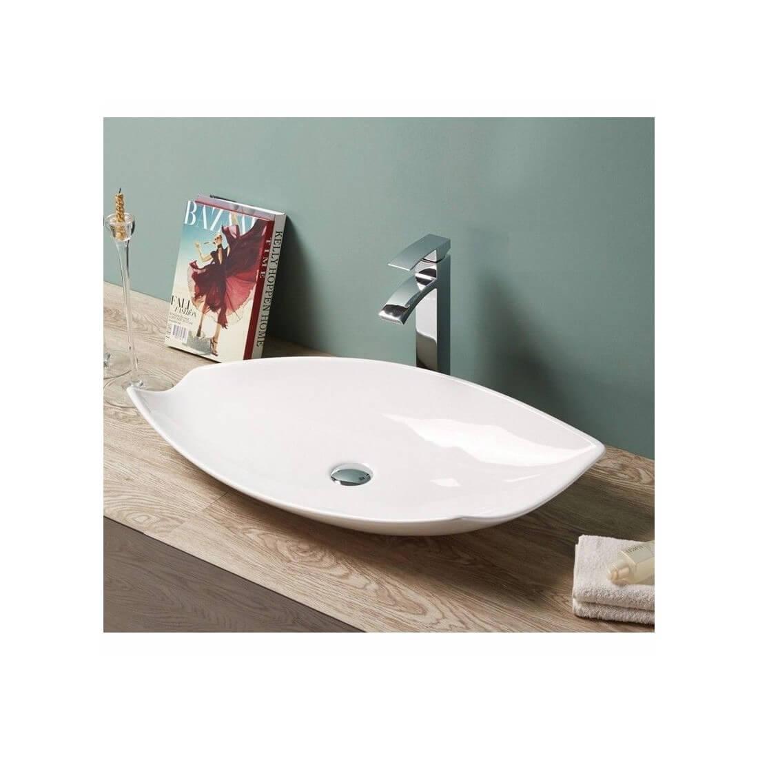 Lavabos con mueble baratos lavabo sobre encimera kala for Lavabos baratos online