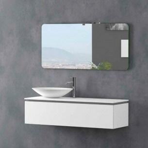 Mueble de baño con encimera Sigma