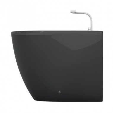 Bidet para baño negro modelo Verona Black