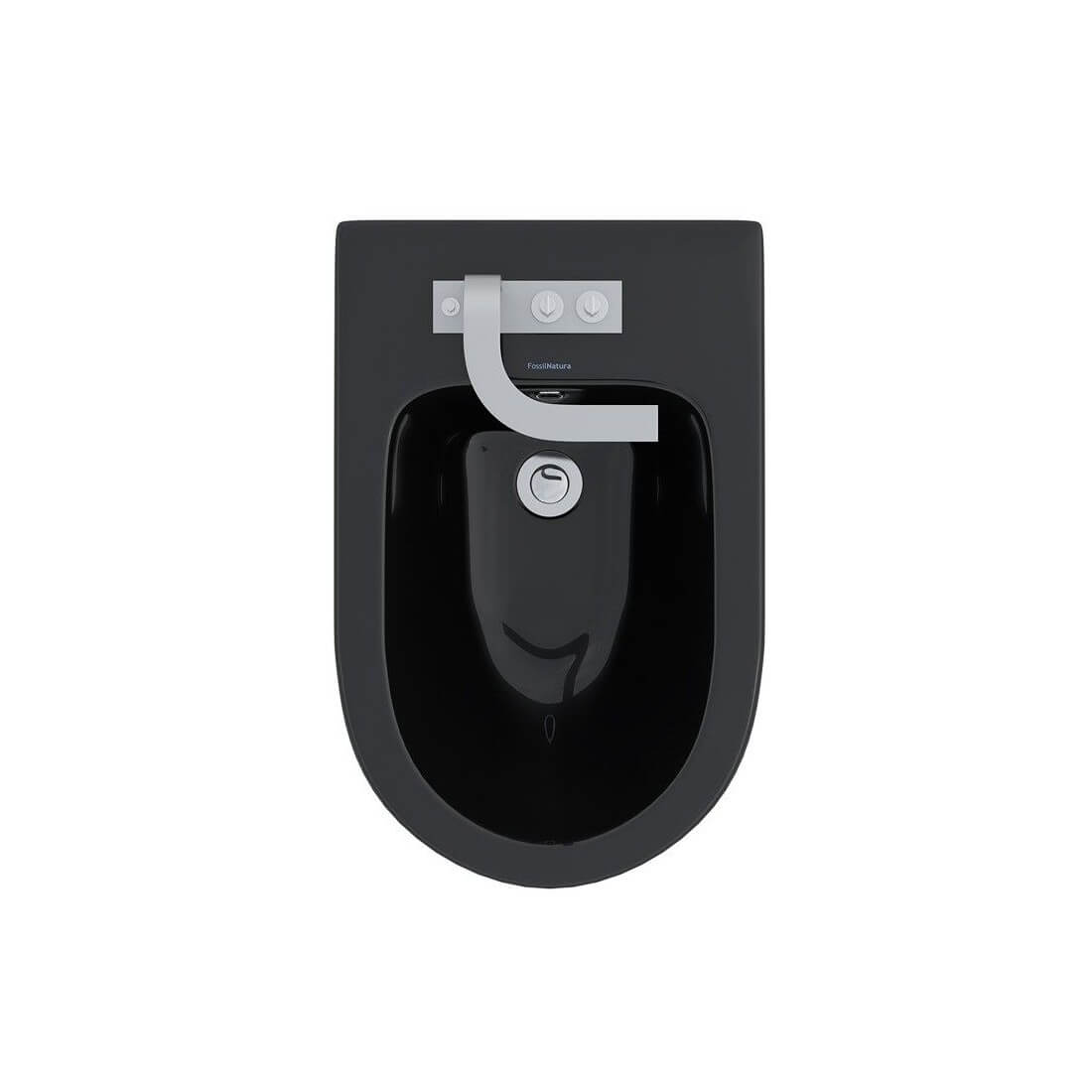 ▷ Comprar bidet para baño negro modelo Verona Black al mejor precio