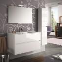 Pack Mueble de Baño Noha Lacado + lavabo Outlet