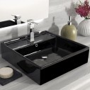 lavabo sobre encimera Square Black