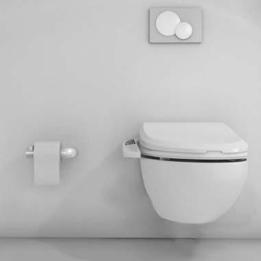 Pack Nilo cisterna + inodoro Verona suspendido