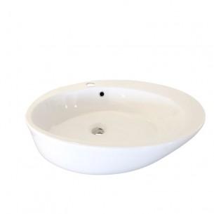 Lavabo baño sobre encimera Asimetric