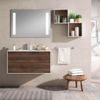 Mueble baño suspendido Cube - PT