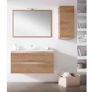 Armário de casa de banho com gavetas