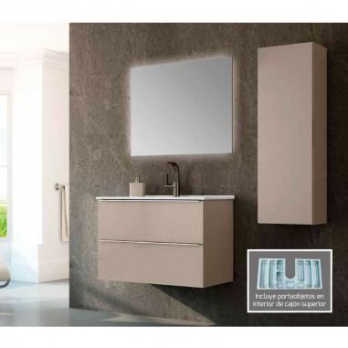 Armário para banheiro com gavetas Oasis