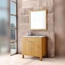 Móveis rústicos para casa de banho
