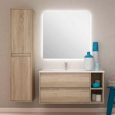 Mueble ba o moderno for Muebles para bano modernos y economicos