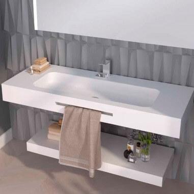 Lavabo sobre mueble Hermes L-XL