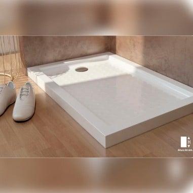 Platos de ducha baratos a medida hasta 50 en descuentos the bath - Como instalar un plato de ducha acrilico ...