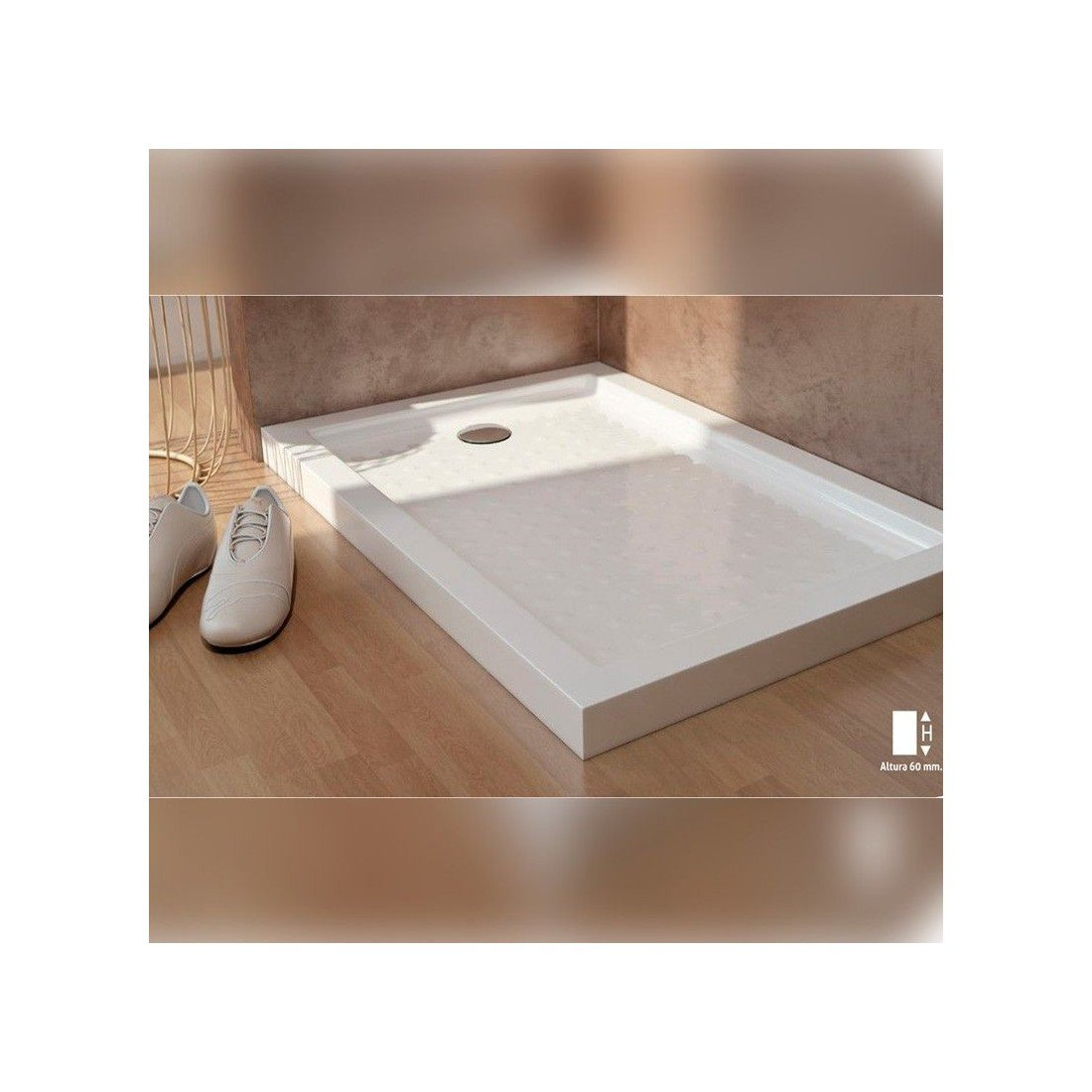 comprar plato de ducha acr lico barato online