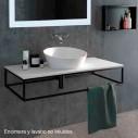 Mueble para lavabo Corfú