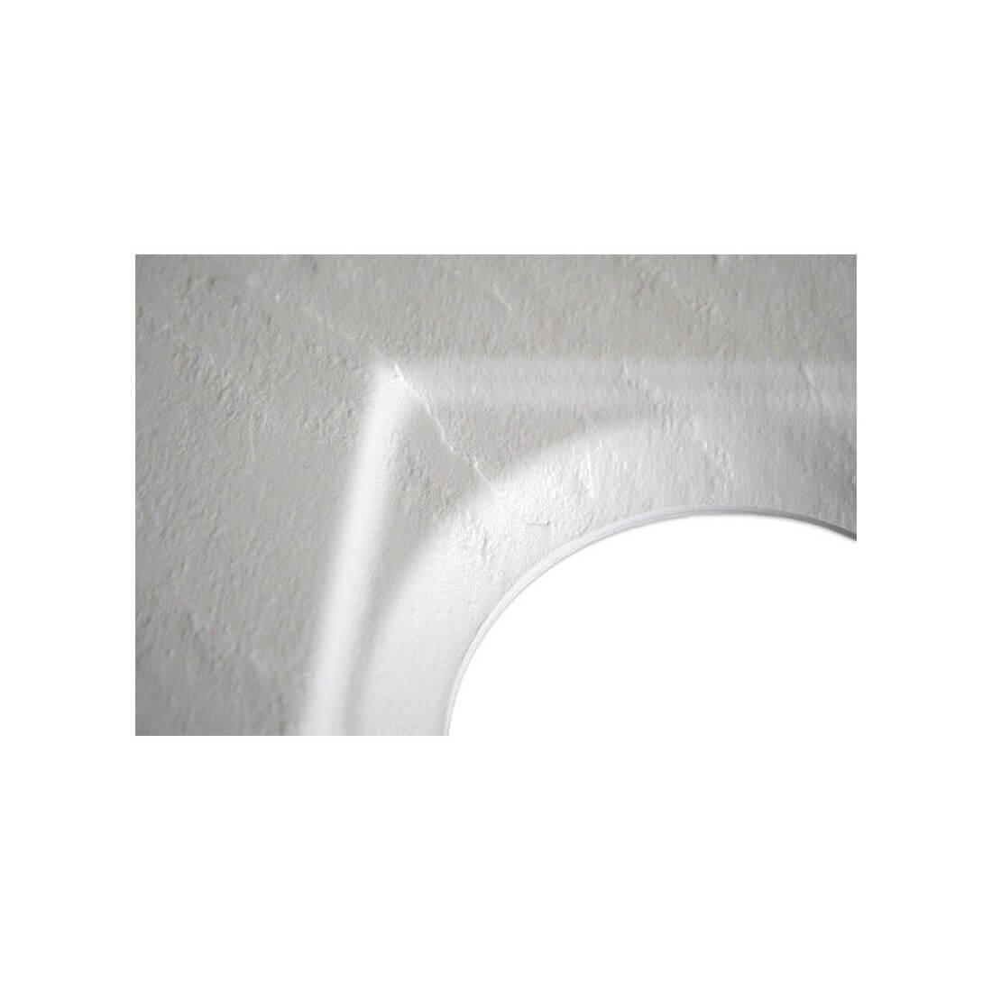 ▷ Plato de ducha acrílico de resina Acrilstone【Fossil Natura】- TheBath