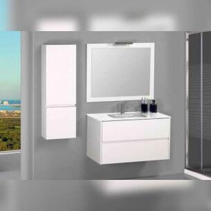 Armário de Banheiro de Noha Lacado