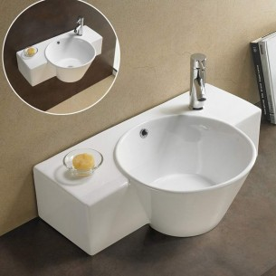 Lavabo de diseño Milan