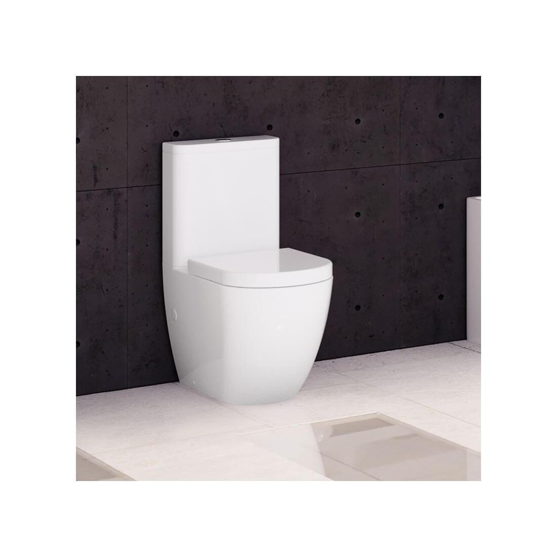 ▷ Comprar vaso sanitário moderno Verona com saída dupla ao melhor preço