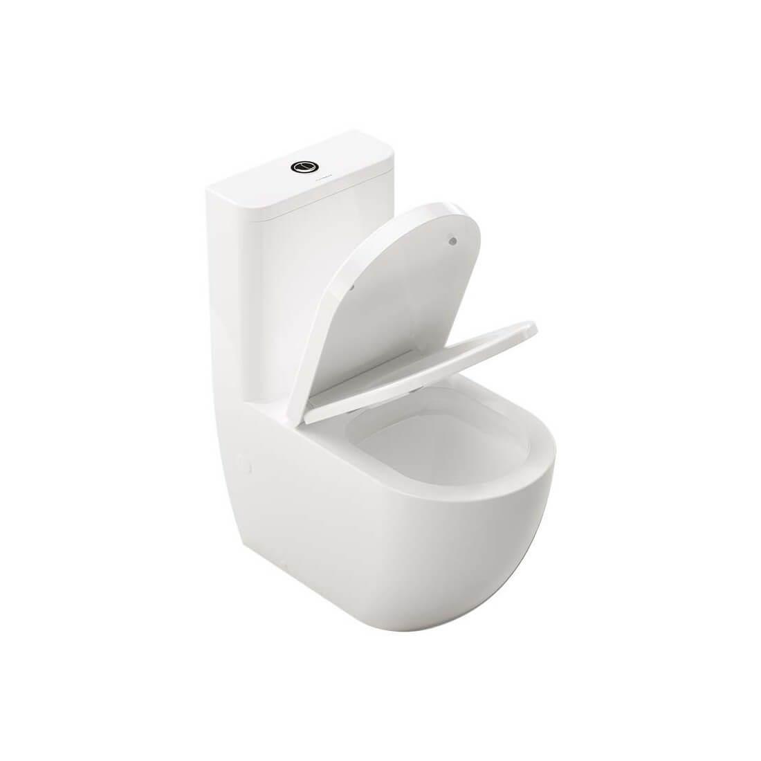 Vaso sanitário moderno Verona Fossil Natura