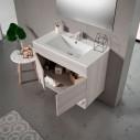 Armário de banheiro de Sete