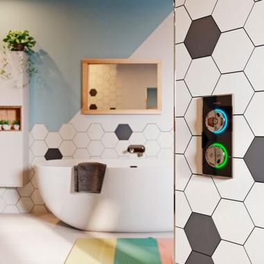 Sistema de ducha dual smart tap 2