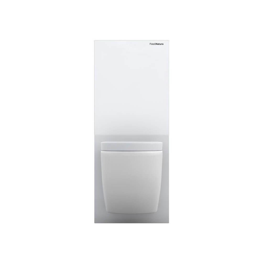 ▷ Cisterna vista suspendida Empire White para inodoros suspendidos.