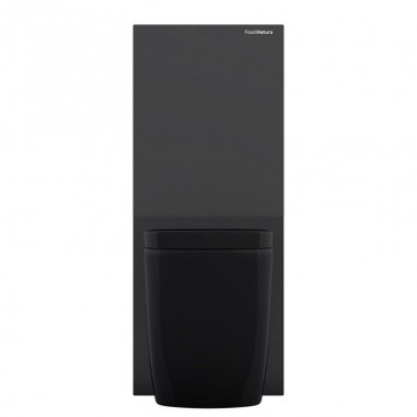 Cisterna vista compacta Empire Black