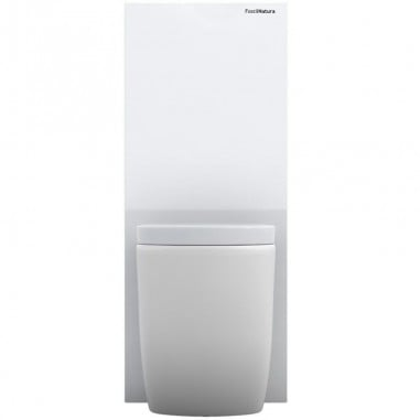 Cisterna vista compacta Empire White