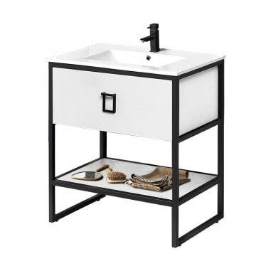 Mueble de baño un cajón Gorbea