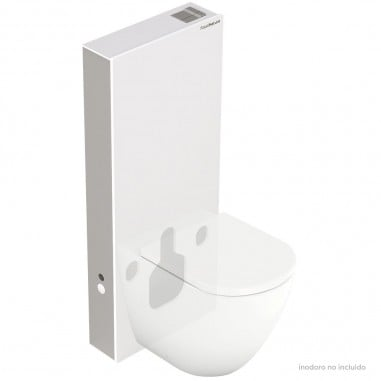 Cisterna vertical vista compacta Empire White