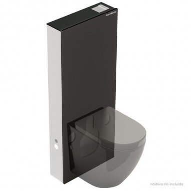 Cisterna moderna vista compacta Empire Black