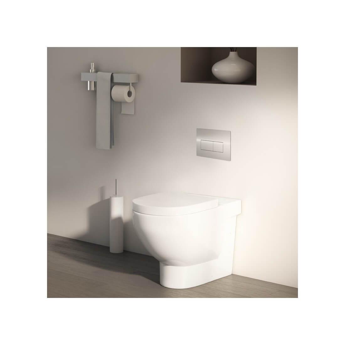 ▷ Comprar wc moderno compacto de Fossil Natura al mejor precio online