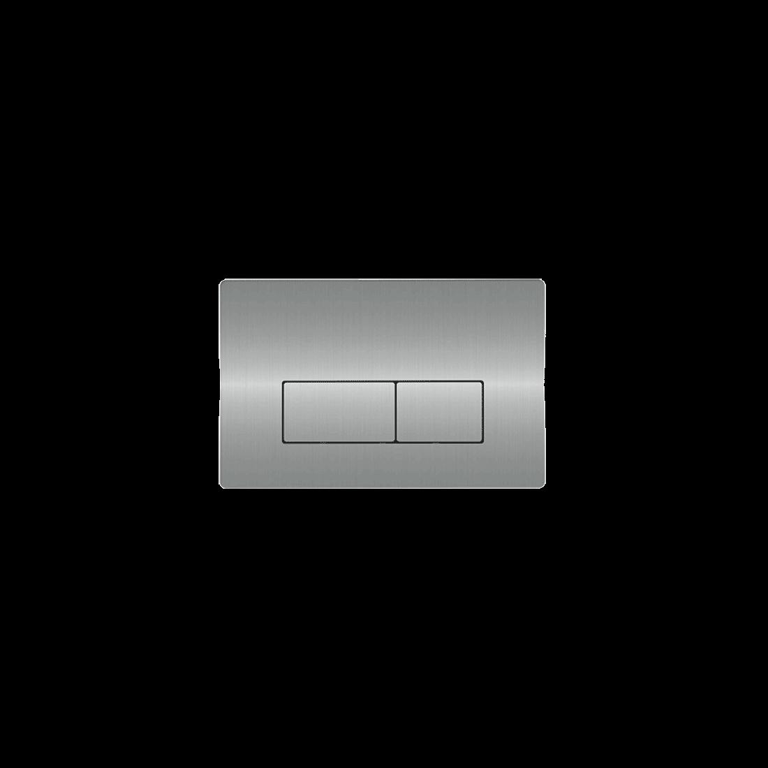 Pulsador Cisterna empotrada compacta
