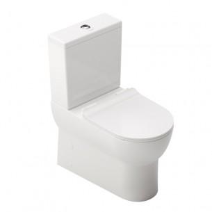 Banheiro sem aro de Lyion
