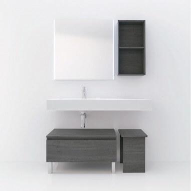 Conjunto de mueble ELE 120 Zaín