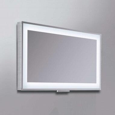 Espejo extensible Led rectangular