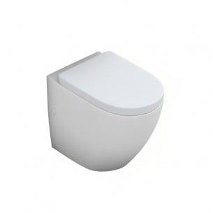 Wc compacto e sem cisternas, modelo Verona
