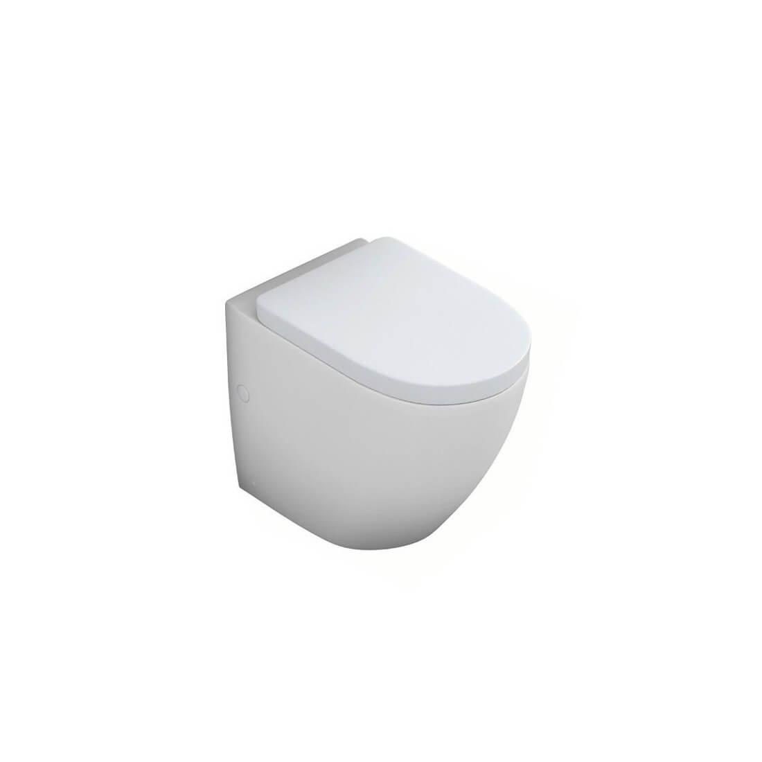 Inodoro compacto sin cisterna modelo Verona