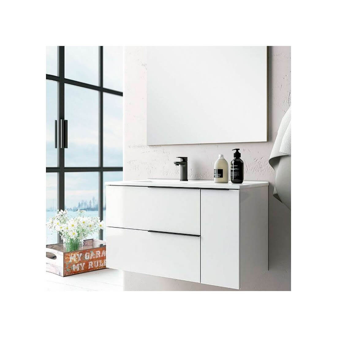 Armário de banheiro barato