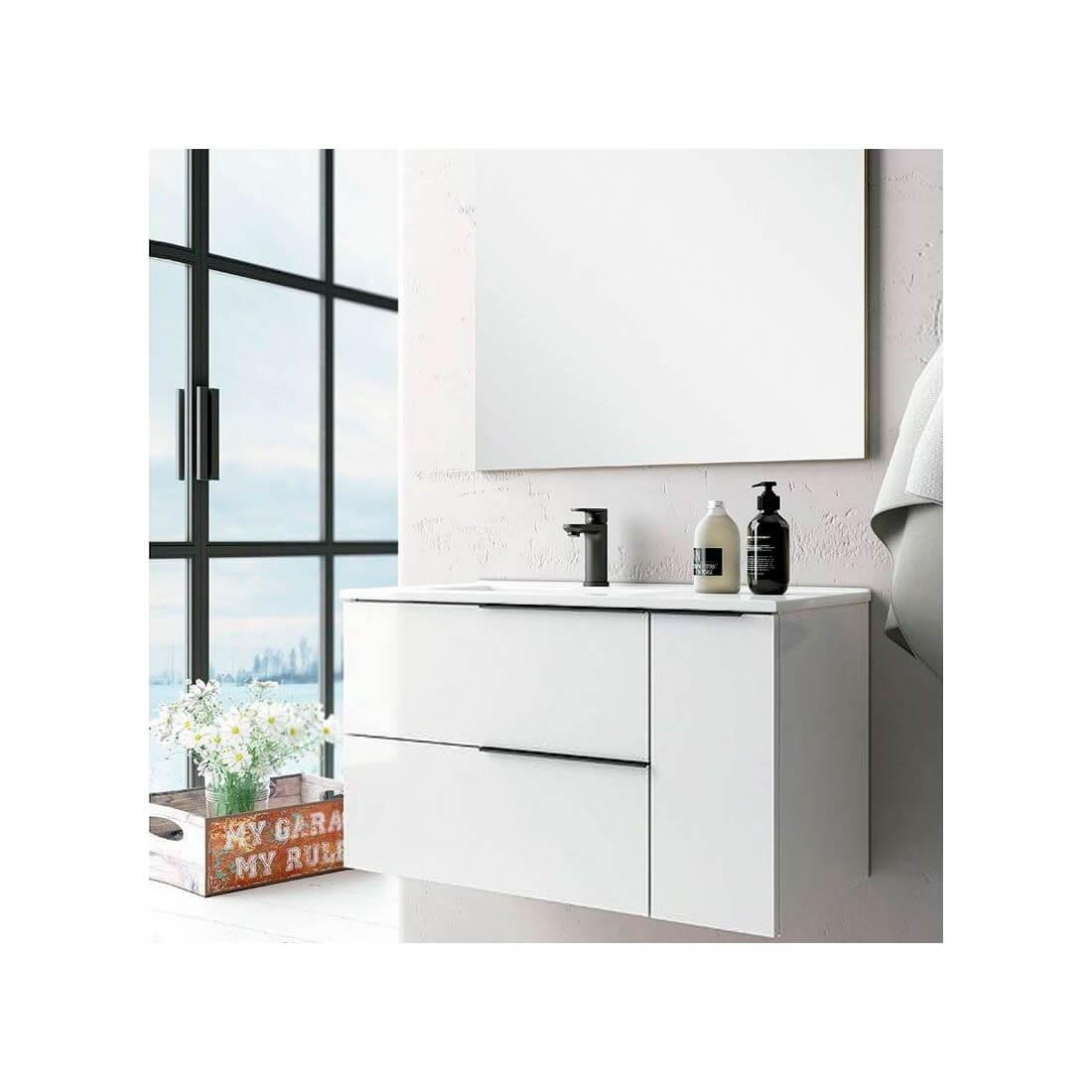 ▷ Mueble de baño Malmedy de Otium -【Mueble suspendido】- TheBath