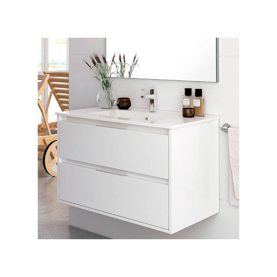 Mueble de baño suspendido Dinamarca