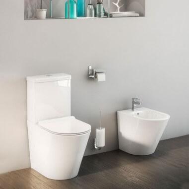 Inodoro cisterna baja Venecia Confort