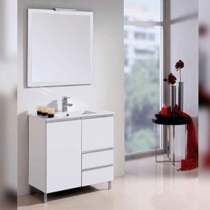 Mueble baño fondo reducido