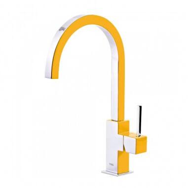 Torneira de cozinha TOP TRES COLORS Misturador para lavatório vertical
